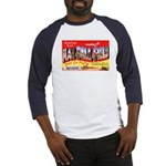 Mac Dill Field Florida (Front) Baseball Jersey