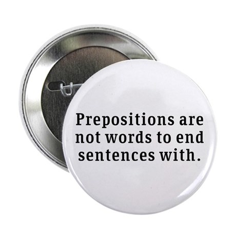 "Prepositions 2.25"" Button"