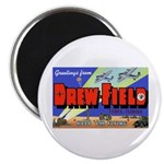 Drew Field Tampa Florida Magnet
