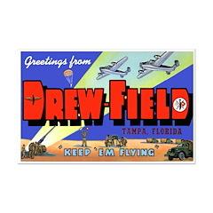 Drew Field Tampa Florida Posters
