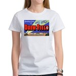 Drew Field Tampa Florida (Front) Women's T-Shirt