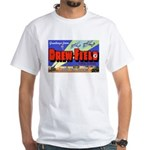 Drew Field Tampa Florida (Front) White T-Shirt