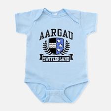 Aargau Switzerland Infant Bodysuit