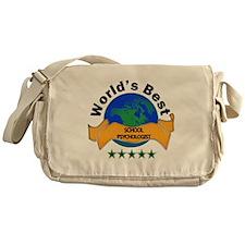 School psychologist Messenger Bag