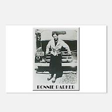 Bonnie Parker Postcards (Package of 8)