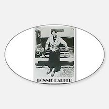 Bonnie Parker Bumper Stickers