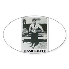 Bonnie Parker Decal