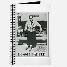 Bonnie Parker Journal