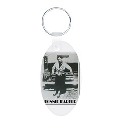 Bonnie Parker Keychains