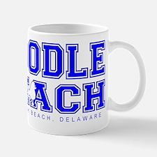 Poodle Beach Collegiate Mugs