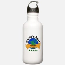 Funny Greatest 2nd grade teacher Water Bottle