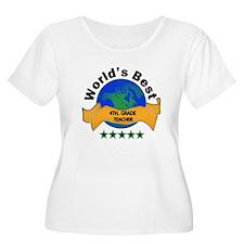 Funny 4th grade teacher T-Shirt