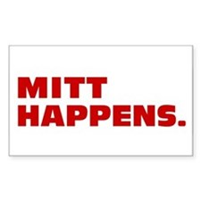 Mitt Happens Decal