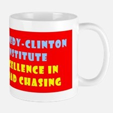 Excellence In Broad Chasing Mug