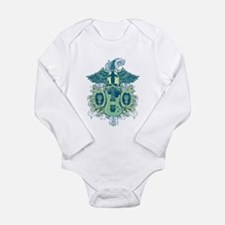 Cute Affliction Long Sleeve Infant Bodysuit