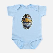 Cross the World 1 Infant Bodysuit