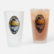 Cross the World 1 Drinking Glass