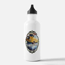 Cross the World 1 Water Bottle