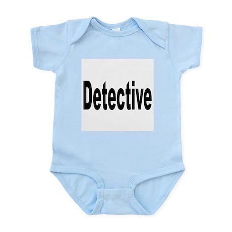 Detective Infant Creeper