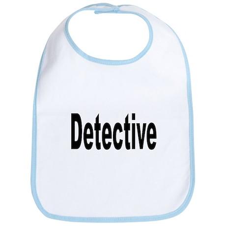 Detective Bib