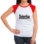 Detective Women's Cap Sleeve T-Shirt