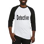 Detective Baseball Jersey