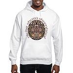 Gaelic Halloween Shield Hooded Sweatshirt