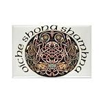 Gaelic Halloween Shield Magnets (10 pack)