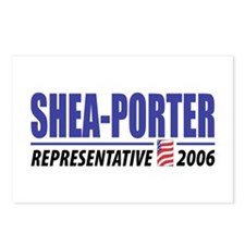 Shea-Porter 2006 Postcards (Package of 8)