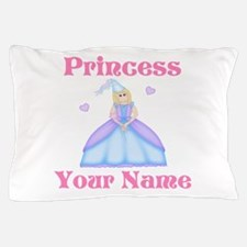 Pincess Personalized Girls Pillow Case
