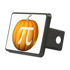 Pumpkin Pi Hitch Cover