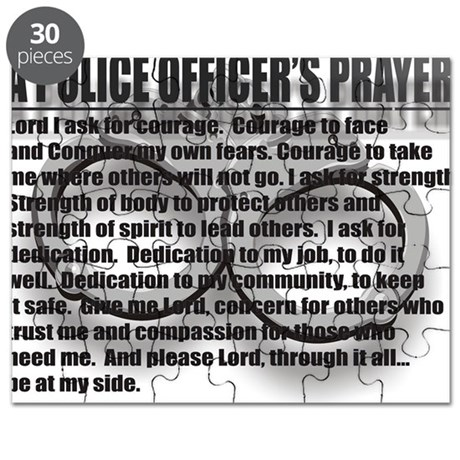 how to help police officers