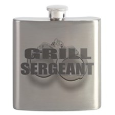 GRILL SGT Flask