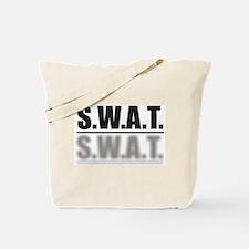 SWATBLACK.jpg Tote Bag