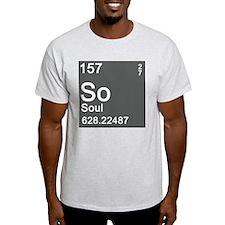 Element of Soul Ash Grey T-Shirt