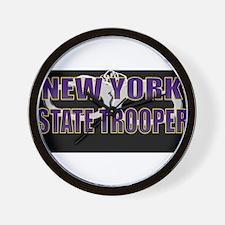 NYTROOPER5.jpg Wall Clock