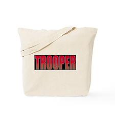 TROOPBLK.jpg Tote Bag