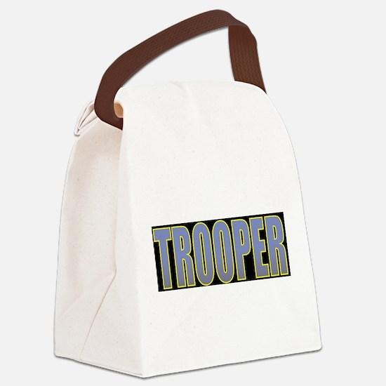 TROOPBLK3.jpg Canvas Lunch Bag