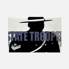 TROOPERS Rectangle Magnet