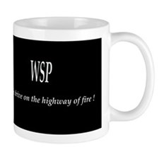 WSP HIGHWAY OF FIRE Mug