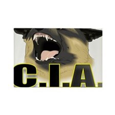 CIA1.jpg Rectangle Magnet