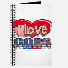I LOVE COPS Journal