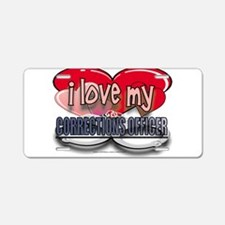 LOVECO.jpg Aluminum License Plate