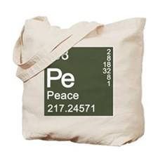 Element of PeaCe Tote Bag