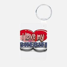 LOVESHERIFF.jpg Keychains