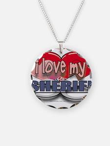 LOVESHERIFF.jpg Necklace