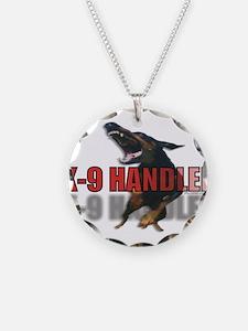 K9HANDLER.jpg Necklace