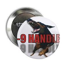 "K9HANDLER.jpg 2.25"" Button"