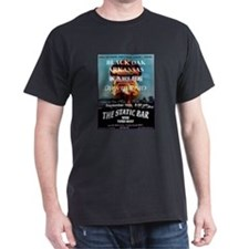 Collateral Damage Black T-Shirt