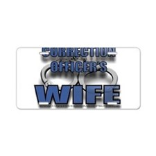 COWIFE.jpg Aluminum License Plate